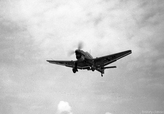 Wehrmacht Luftwaffe Sturzkampfbomber Junkes Ju 87 Stuka