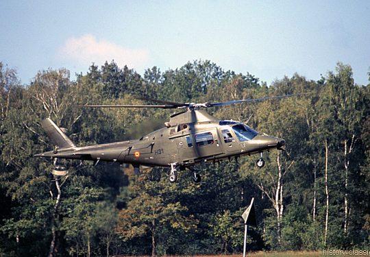 Belgische Luftwaffe / Belgian Air Force AgustaWestland AW109