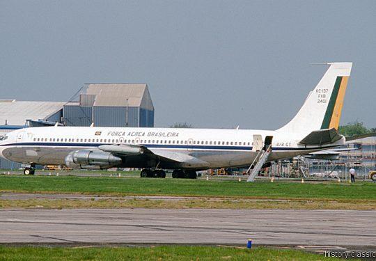 Brasilianische Luftwaffe / Força Aéra Brasileira Boeing KC-137