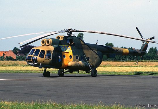 Bundeswehr Luftwaffe Mil Mi-8