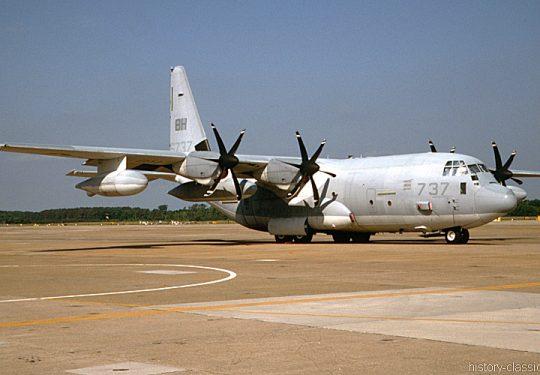 USMC United States Marine Corps Lockheed C-130J Super Hercules