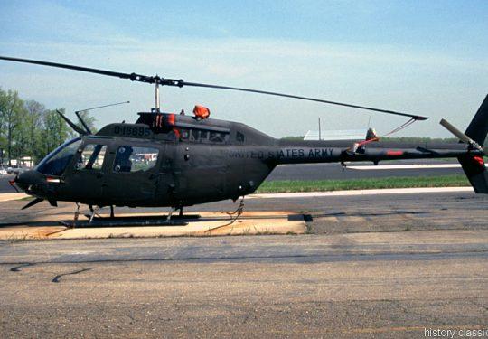 US ARMY United States Army Bell OH-58A Kiowa