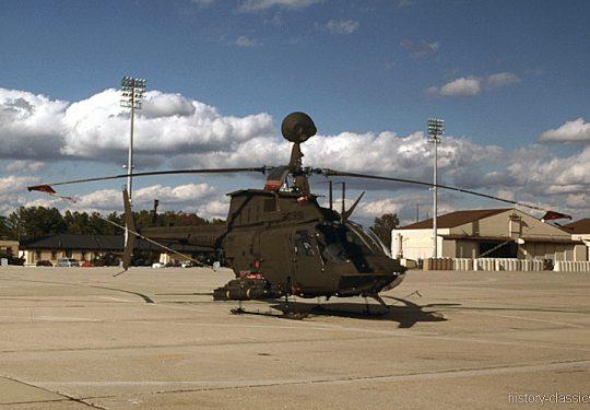 US ARMY / United States Army Bell OH-58D Kiowa