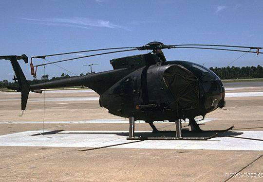 US ARMY / United States Army Boeing / Hughes AH-6