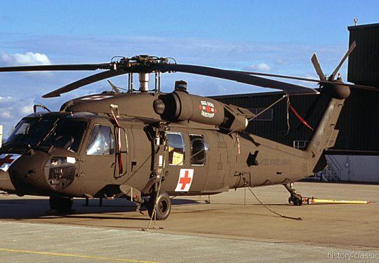US ARMY / United States Army Sikorsky HH-60M Medevac