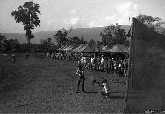 2. Weltkrieg USA Asien / Pazifik - Burma 1944