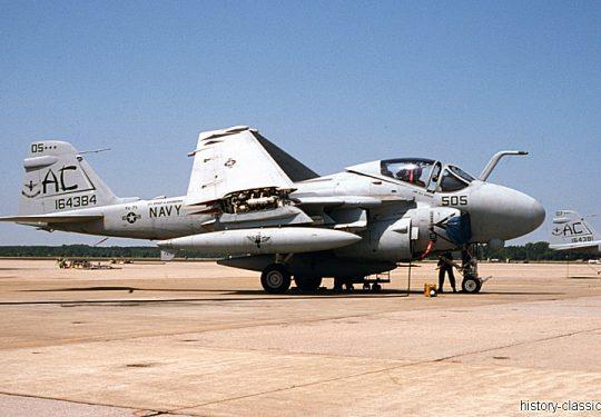 US NAVY / United States Navy Grumman A-6E Intruder