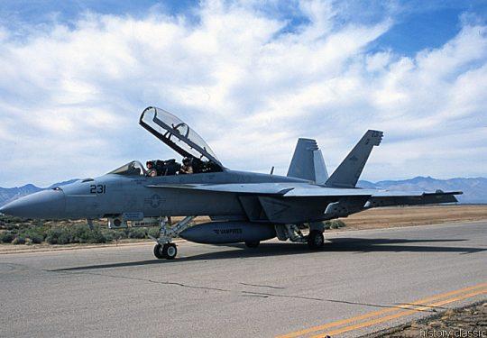 US NAVY / United States Navy Boeing F-18F Super Hornet