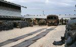 USA Vietnam-Krieg / Vietnam War - 935TH MED DET K O Vietnam - Fahrzeuge / Vehicles