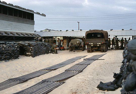 USA Vietnam-Krieg / Vietnam War - 935TH MED DET K O Vietnam
