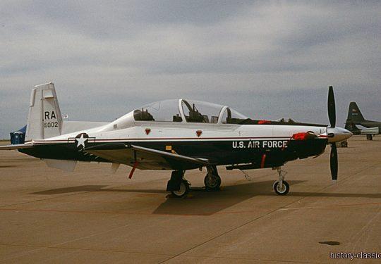 USAF United States Air Force Beechcraft T-6 Texan II