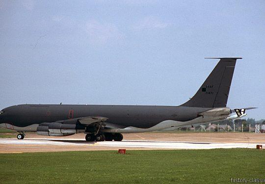 USAF United States Air Force Boeing KC-135E Stratotanker