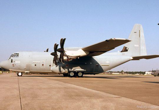 USAF United States Air Force Lockheed Martin C-130J Super Hercules