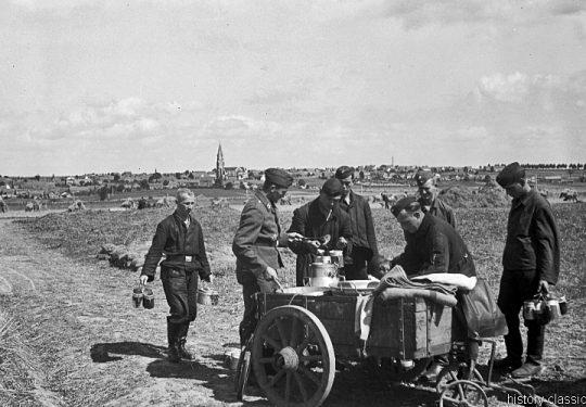 Wehrmacht Heer / Luftwaffe Feldküche