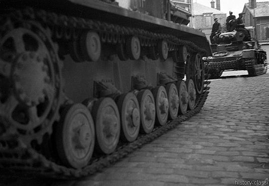 Wehrmacht Heer Panzerkampfwagen IV PzKpfw IV Panzer IV Ausf. D