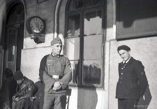 2. Weltkrieg Wehrmacht Europa – Einmarsch und Besetzung Rumänien