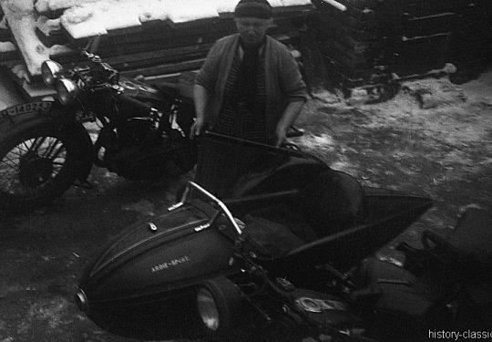 Motorrad Ardie & Motorradgespann Ardie