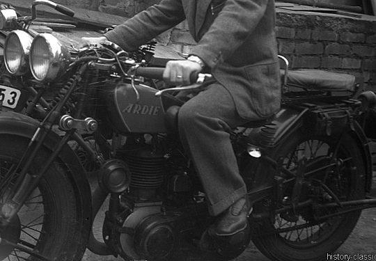 Motorrad Ardie