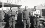 Wehrmacht Heer / Luftwaffe Geländewagen Wanderer gemischt