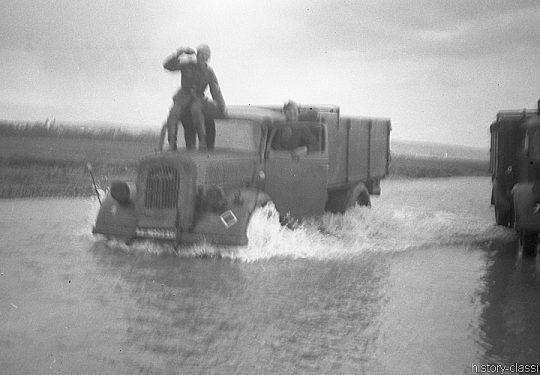 Wehrmacht Heer / Luftwaffe Opel Blitz