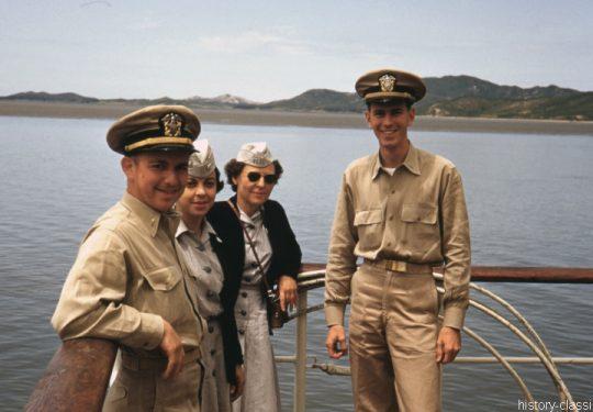 USA Korea-Krieg / Korea War - Naval Hospital Ships