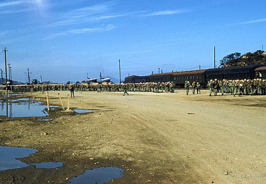 USA Korea-Krieg / Korea War - USMC United States Marine Corps