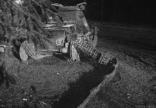 Wehrmacht Heer Befehlspanzer I Panzer I