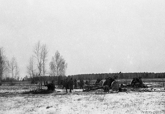 Wehrmacht Heer Leichte Feldhaubitze leFH 18 10,5 cm (Rheinmetall)