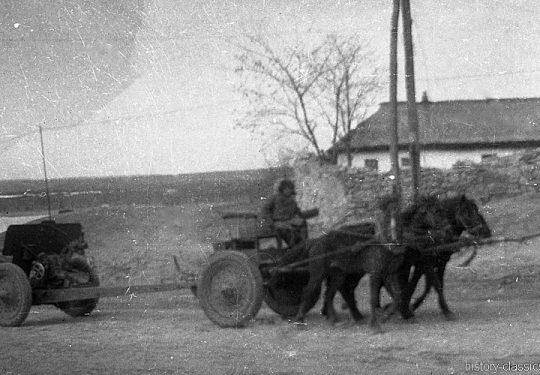 Wehrmacht Heer Panzerabwehrkanone PAK 36 76,2 mm ohne Mündungsbremse / Feldkanone 296 7,62 cm - Ex Sowjetische Feldkanone