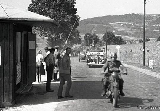 Annektion der Tschechoslowakei an das Dritte Reich – Einmarsch und Besetzung
