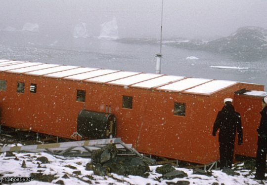 US NAVY / United States Navy Antarktis Expeditionsteam / Antarctic Expedition Team