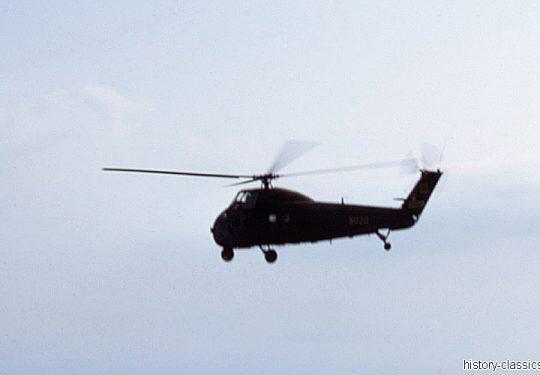 USA Vietnam-Krieg / Vietnam War - Bearcat Base - VNAF Republic of Vietnam Air Force Sikorsky H-34 / S-58