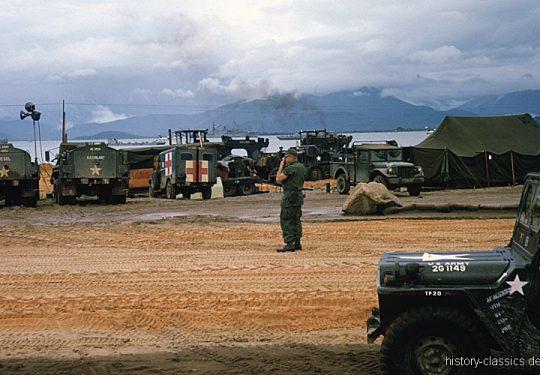 US ARMY / United States Army LKW`s & PKW`s gemischt
