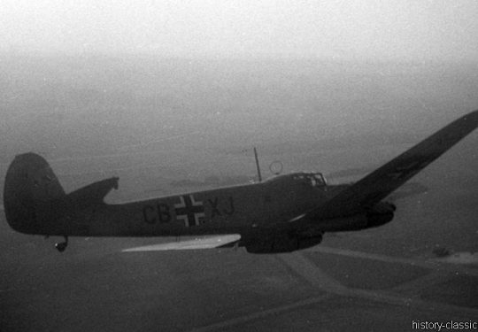 Wehrmacht Luftwaffe Focke-Wulf Fw 58 Weihe