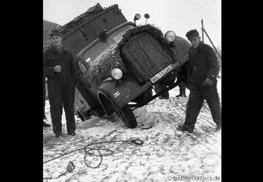Wehrmacht  Luftwaffe Opel Blitz