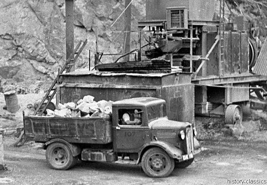 Bedford Lorry / Truck W-Serie