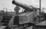 Wehrmacht Heer – Ex Französisches Eisenbahngeschütz Schneider Mle 1870-84 320 mm / 32 cm