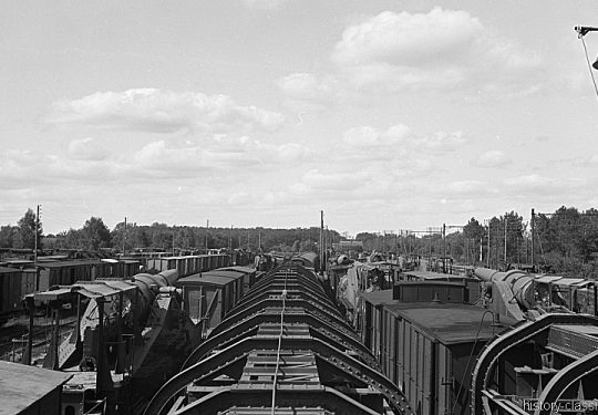 Französisches Heer / French Land Forces (Army) / Armée de terre - Eisenbahngeschütz / Railway Gun - Schneider Mle 1870-84 320 mm / 32 cm