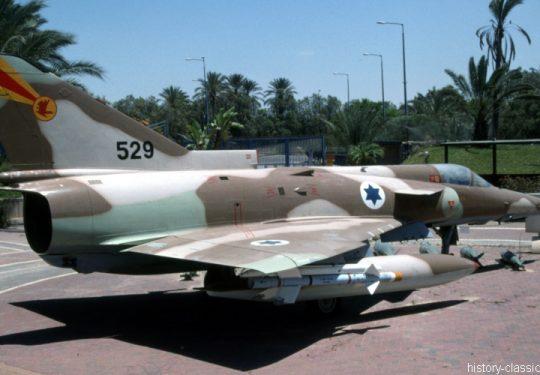 Israeli Air Force IAF Israel Aircraft Industries Kfir