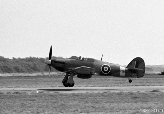 ROYAL AIR FORCE Hawker Hurricane