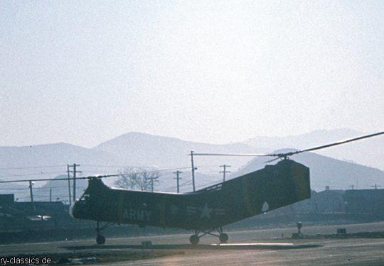 US ARMY / United States Army Piasecki CH-21 Workhorse/Shawnee