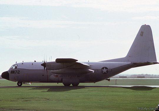 US NAVY / United States Navy Lockheed Martin EC-130Q