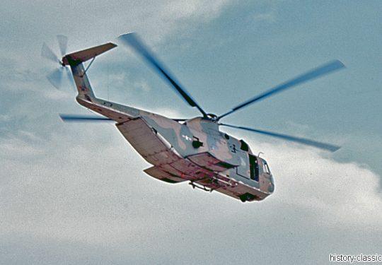 USA Vietnam-Krieg / Vietnam War - Bearcat Base - Sikorsky HH-3E Jolly Green Giant