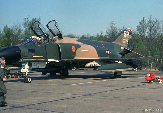 ates Air Force McDonnell Douglas F-4D Phantom II