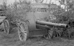 Wehrmacht Heer Leichte Feldhaubitze K 352 10,7 cm / 107 mm- Ex Sowjetische Feldhaubitze M1910/30 - Beutegeschütz