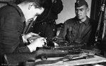 Wehrmacht Maschinenpistole MP 18