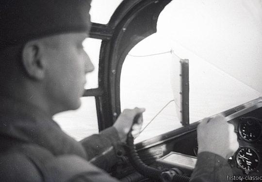 Wehrmacht Luftwaffe Cockpit-Innenansichten