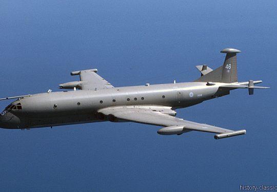 ROYAL NAVY British Aerospace BAE Nimrod