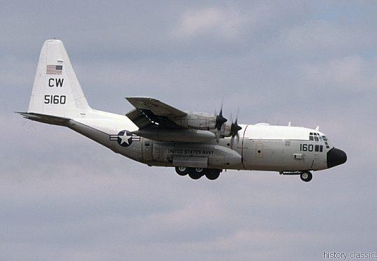 US NAVY / United States Navy Lockheed C-130T Hercules