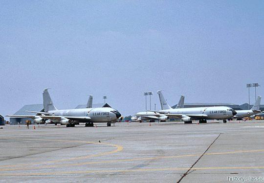 USAF United States Air Force Boeing EC-135L